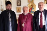 Russian Orthodox Church's representative meets with Metropolitan George of Mount Lebanon