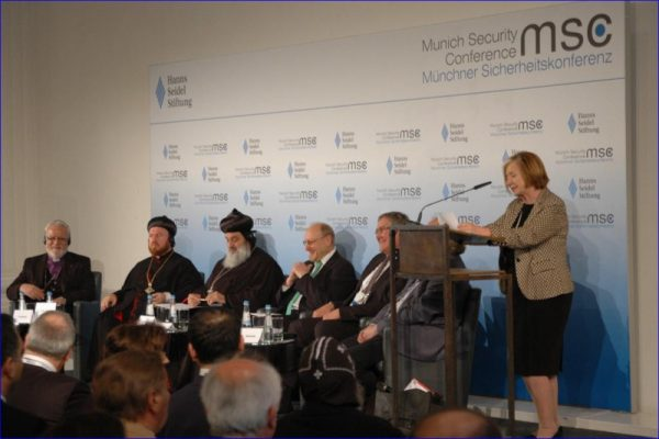 Syriac Orthodox Patriarch speaks on future of Christians in Middle East