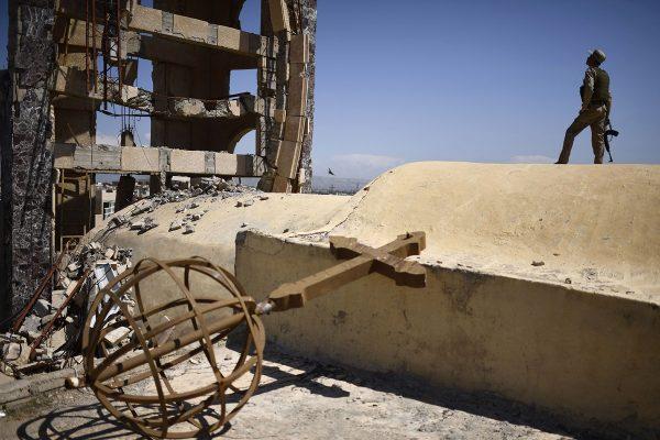 Christophe Simon / AFP / Getty