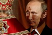 Russian President Putin Congratulates Russians on Easter