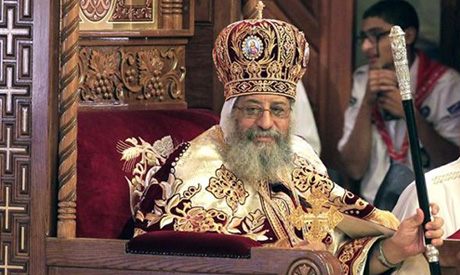 Coptic pope to visit Kuwait next week: Egyptian ambassador