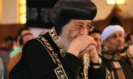 Coptic Orthodox Church will not receive condolences on Easter Sunday: Pope