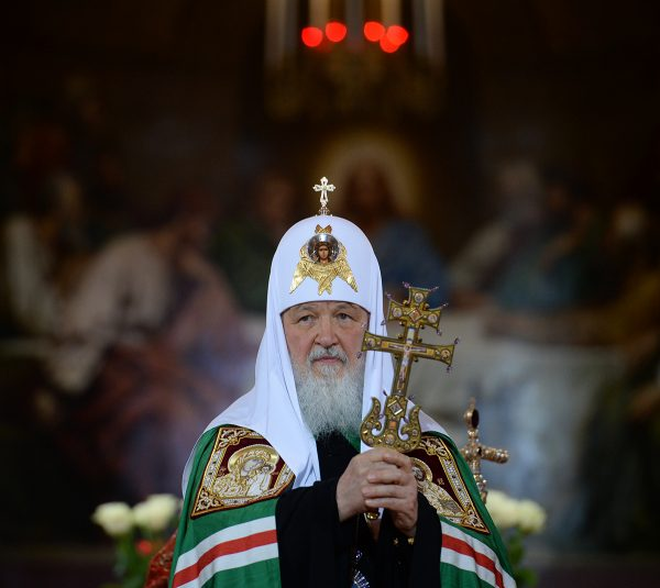 Patriarch Kirill urges believers to refuse egoism on Easter