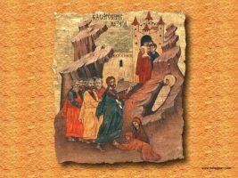 The Fruit of Life: Raising Lazarus