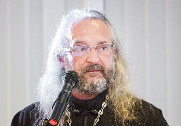 Archpriest Viacheslav Perevesentsev