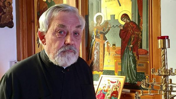 The Irish Soldier Who Bacame the Orthodox Priest