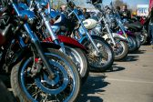 Female bikers will carry out a pilgrimage on bikes across Russia