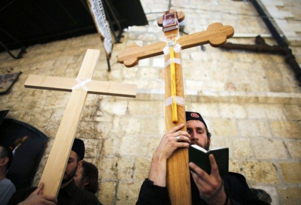 Holy Friday.  The Price of Freedom from Sin