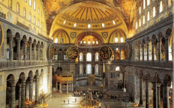 Turkish President Erdogan to pray at Hagia Sophia, raising questions about secular status