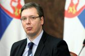 His Holiness Patriarch Kirill congratulates elected President of the Republic of Serbia