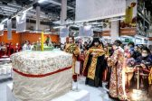 Yakutia residents will taste an Easter cake weighing a ton