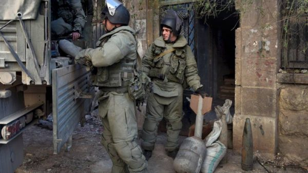 Russian sappers demined Orthodox church in Aleppo