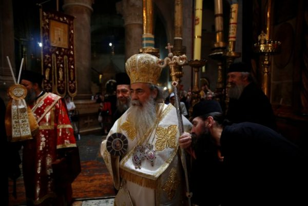 Jerusalem Church leaders proclaim hope of the Resurrection: 'Death does not have the final word'