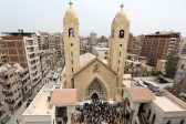Islamic State church attack kills dozens in Egypt
