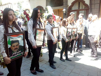Syria: Remains of five Christians abducted four years ago by rebels in Maaloula finally laid to rest