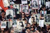Hundreds of People Participate in 'Immortal Regiment' March in Stockholm