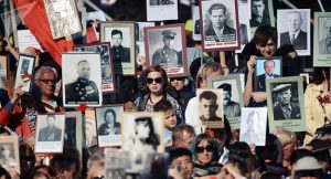 Hundreds of People Participate in 'Immortal…
