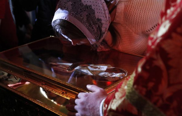Expert predicts millions of Russian believers may pay homage to relics of St. Nicholas