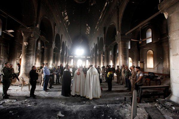 Alaa Al-Marjani / Reuters