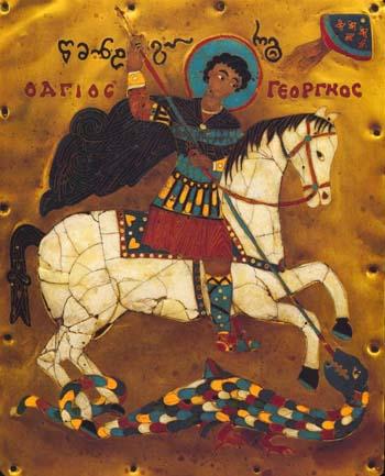 What Made George a Saint Among Saints?