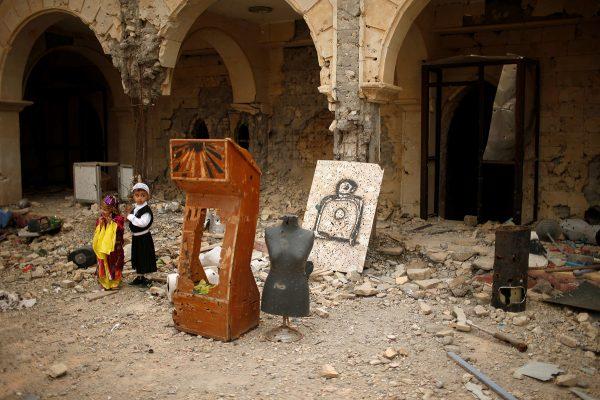 Suhaib Salem / Reuters