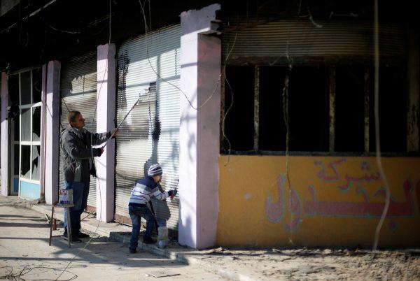Muhammad Hamed / Reuters