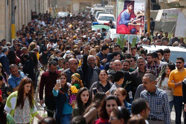 Ahmad Gharabli / AFP / Getty