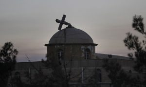 Iraqi Christians Slowly Return to War-Damaged…