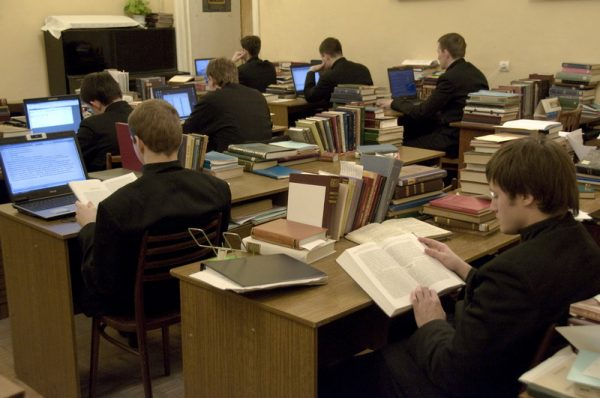 The Spiritual Discipline of Study
