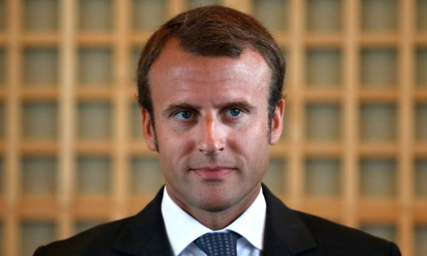 His Holiness Patriarch Kirill's greetings to French president-elect Emmanuel Macron