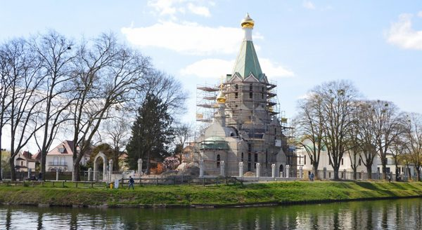 Russian spiritual cultural center to open in Strasbourg