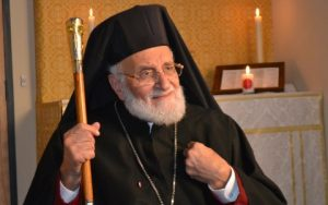 Melkite Greek Catholic Patriarch Gregorios III