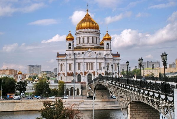 Russian Church opens three new churches a day