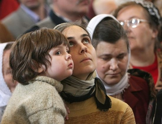 Who Else Will Raise the Next Generation of Orthodox Christians? A Reflection for Mother's Day