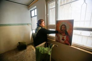 75 Percent of All Iraqi Christians…