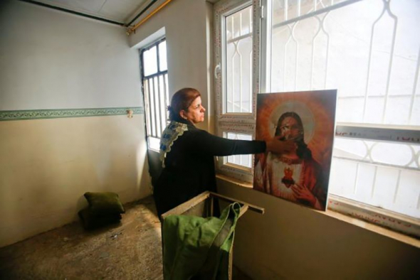 75 Percent of All Iraqi Christians Have Fled Terror-Stricken Country, Says MP