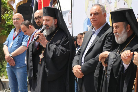 Evangelicals Are Helping 'Destroy' the Syrian Orthodox Church, Antiochian Priest Says (Interview)