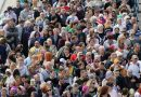 In Moscow, 1 million people visit relics of popular saint