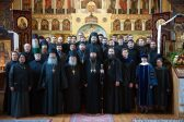 Jordanville, NY: 69th annual commencement of Holy Trinity seminary
