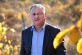Moldovan President Igor Dodon to go to Mount Athos on vacation