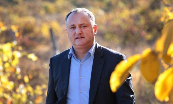 Moldovan President Igor Dodon to go to Mount Athos on vacation