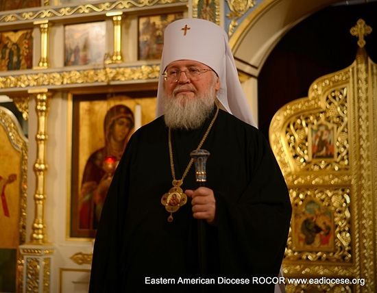 Head of the Russian Orthodox Church Outside of Russia will carry out a pilgrimage to Russia's shrines