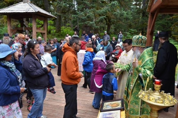 Alaska's 47th annual St. Herman Pilgrimage to be held August 7-9