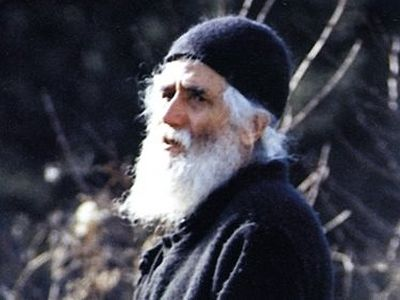 Overwhelmed by Elder Paisios