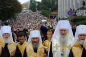 Ukrainian Orthodox Church of Moscow Patriarchate remains one of the largest religious organizations in Ukraine – Culture Ministry
