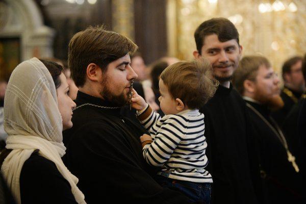 Fatherhood, A Kind of Asceticism