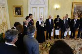 Patriarch Kirill meets with heads of Diplomatic Missions of Latin American countries in Russia