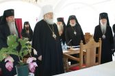 A Session of the Council of Bishops of the Russian Church Abroad Opens in Munich