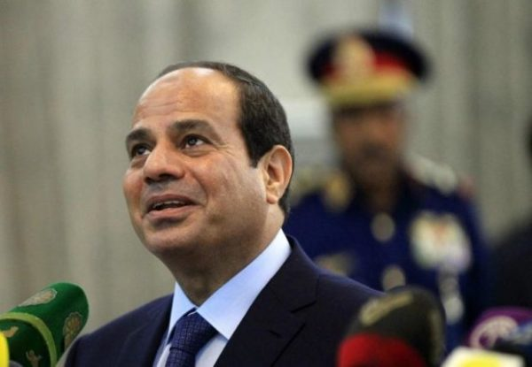 Sisi: Egypt will Remain an Example of Peaceful Coexistence