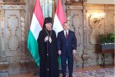 Hierarch of The Russian Orthodox Church meets with Prime Minister of Hungary